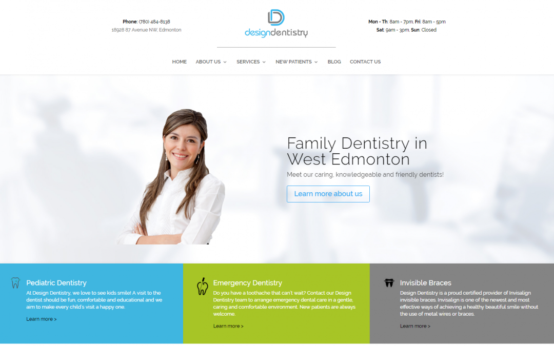 Design Dentistry launches new website